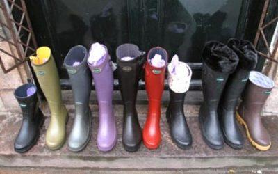 Nu kan du igen få gummistøvler og kompostspande!