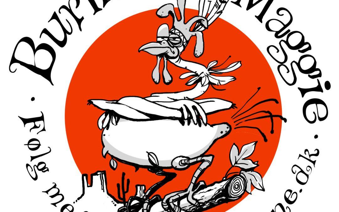 Burhønen Maggie, der kom, overlevede, blev maskot, strejkede, blev mønsterbryder og fri fugl
