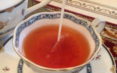En rigtig god kop te