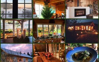 Julefrokost med økomad og bæredygtigt indhold