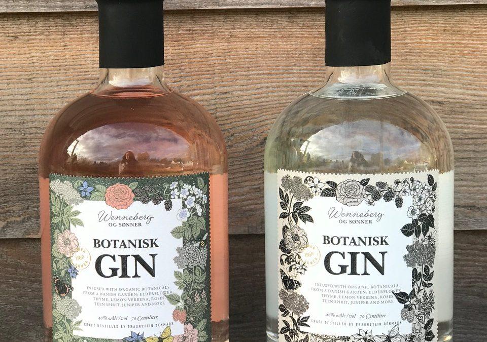 Tak for vild modtagelse af vores botaniske gin! Køb den her