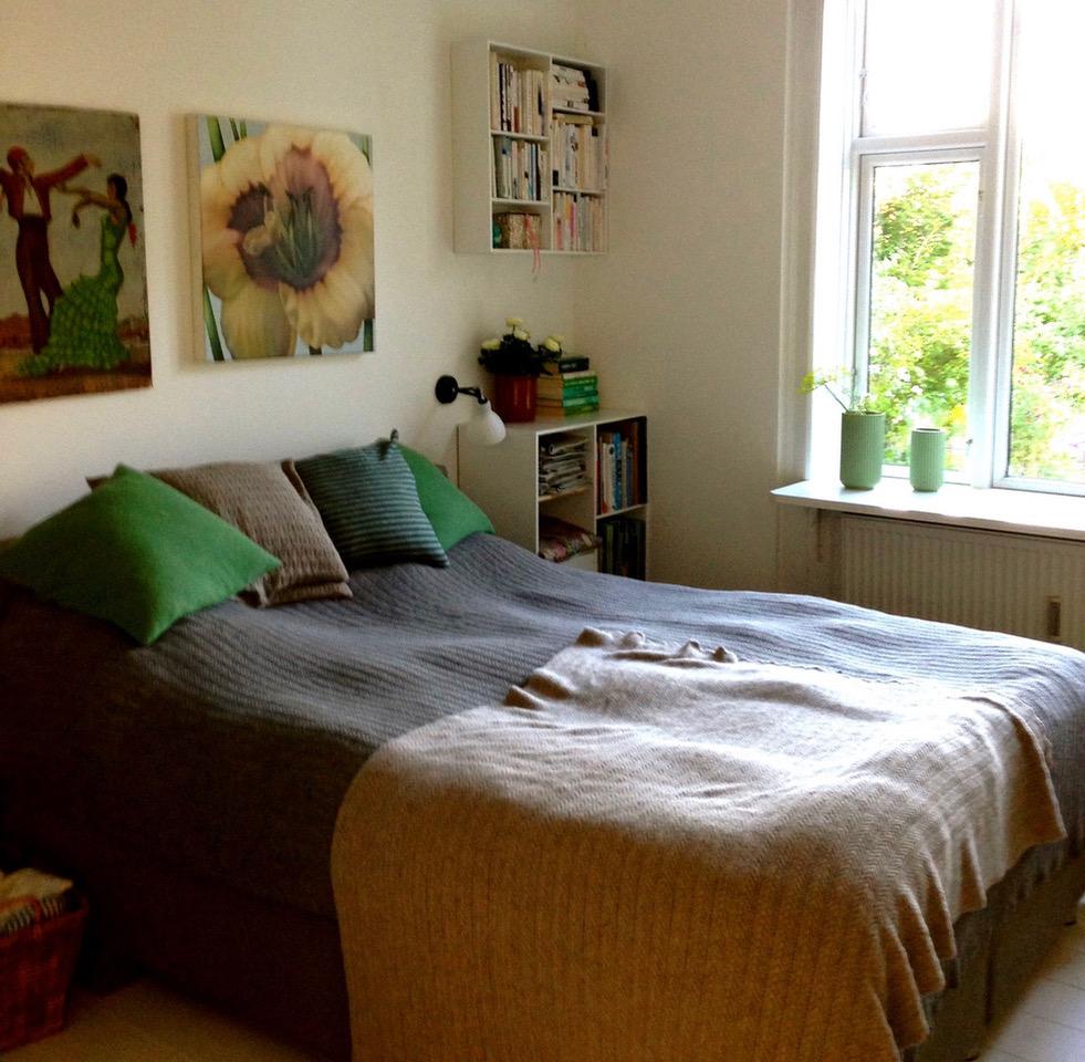 mit gamle soveværelse