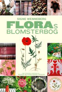 Floras Blomsterbog forside